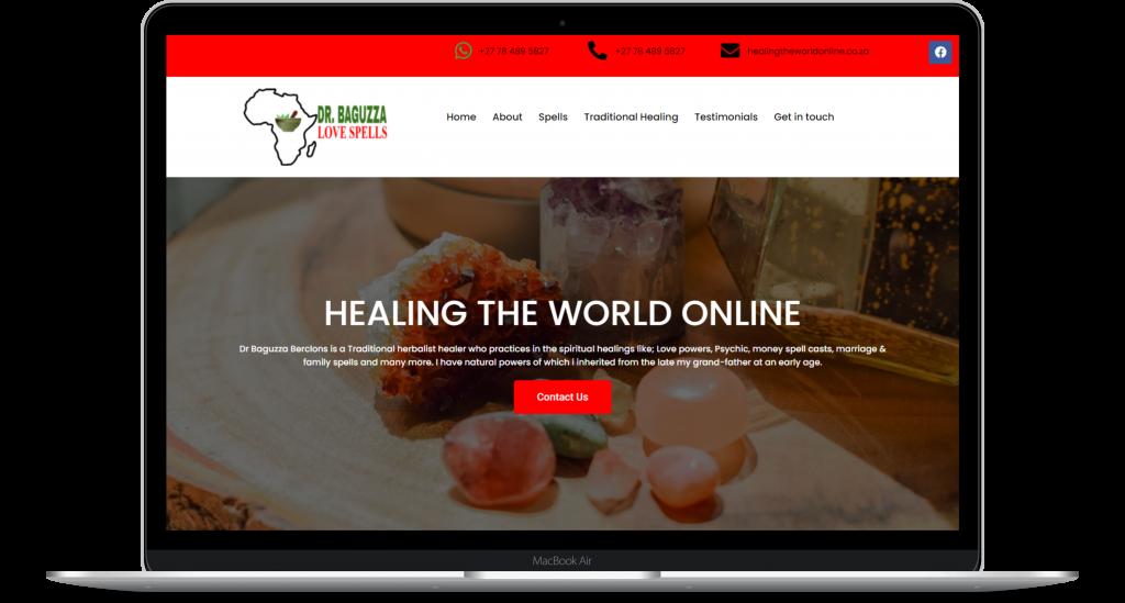 Web Design Pietermaritzburg